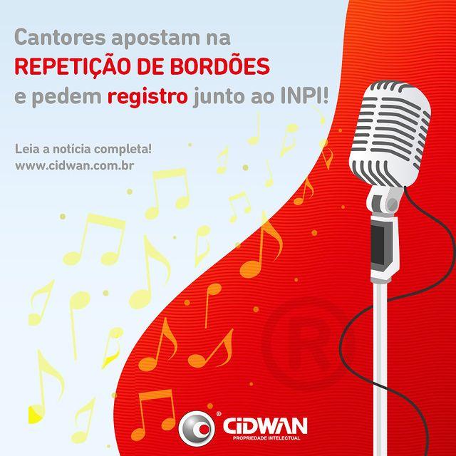 Cantores apostam na repetição de bordões e pedem registro junto ao INPI
